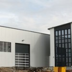 Industriehalle in Neuss